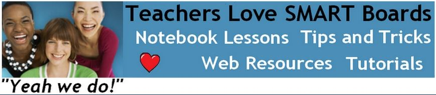 TeachersLoveSMARTBoards